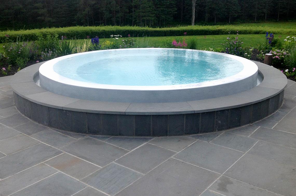 Piscines et spas d corum - Prix m3 beton fait main ...